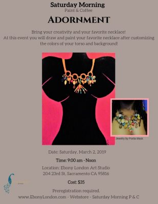 Adornment Paint and Coffee Workshop