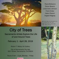 City of Trees: Sacramento Artists Explore the Life of and Around Trees