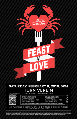 Feast of Love Crab Feed 2019