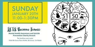 L.E.T.S; Become Iconic Brunch