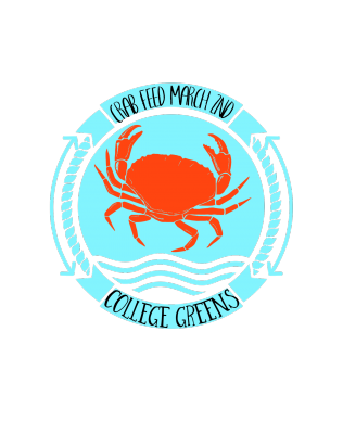 College Greens Cabana Club Crab Feed 2019