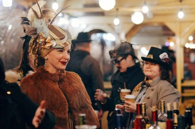 Sacramento RiverTrain Steampunk Murder Mystery