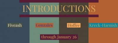 Introductions: Second Saturday at Archival Gallery