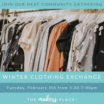Winter Clothing Exchange
