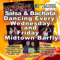 Salsa and Bachata at Midtown Barfly