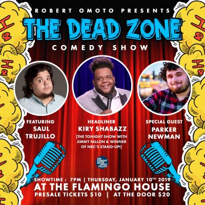The Dead Zone Comedy Show