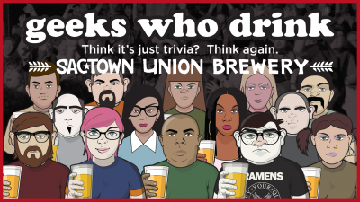 Geeks Who Drink at Sactown Union