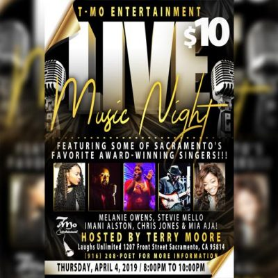 T-Mo Entertainment Live Music Night