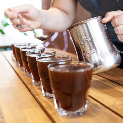 Temple Coffee Roasters Public Cuppings
