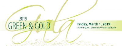 Sacramento State Green and Gold Gala