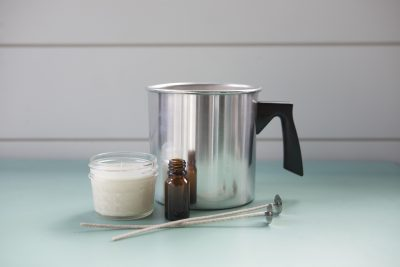 Peace, Love, and Soy Wax Candle Workshop