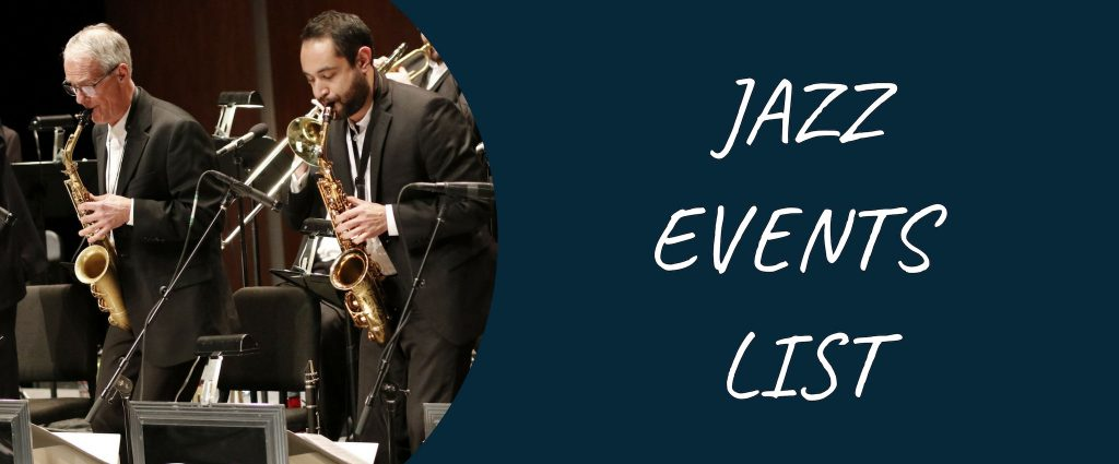 Jazz Event List