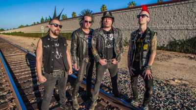 The Exploited: 40th Anniversary Tour
