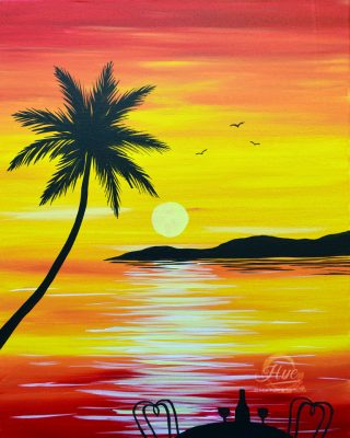 Perfect Date: Valentine's Day Painting Event