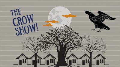 The Crow Show: Crow Talk and Roost Observation