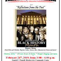 Reflections from the Past: A Black History Month Celebration