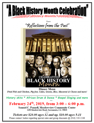 Reflections from the Past: A Black History Month C...