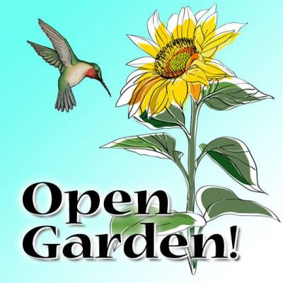 Open Garden at the Horticulture Center