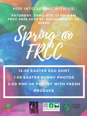Spring at Fruitridge Community Collaborative