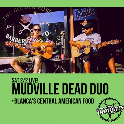The Mudville Dead Duo