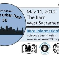 Sactown Urban Dash 5k