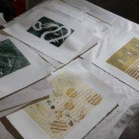Monotype Printmaking: The Painterly Print Process