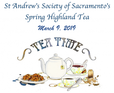 Saint Andrew's Society of Sacramento Presents Spri...