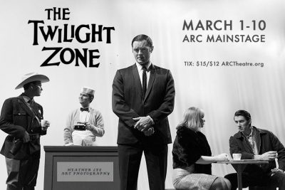 ARC Theatre presents The Twilight Zone
