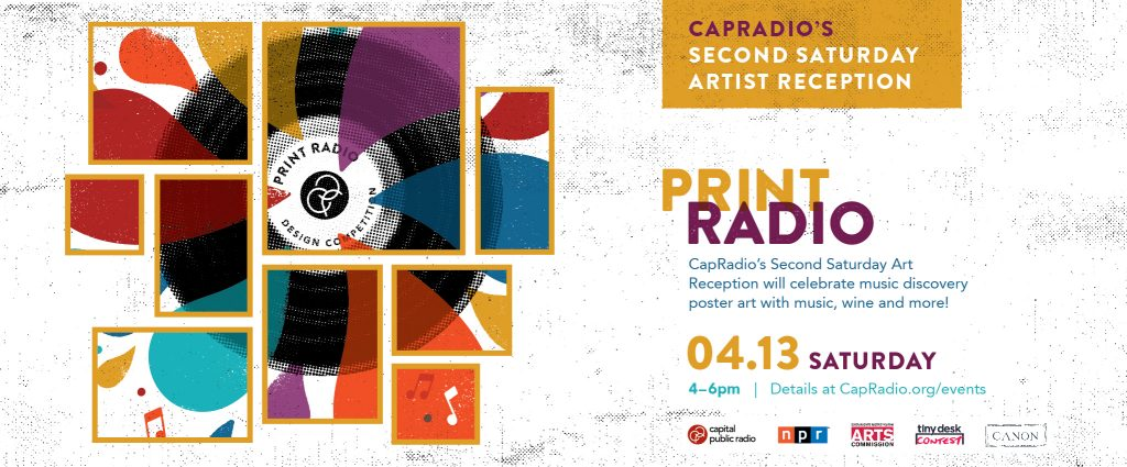 Print Radio Second Saturday