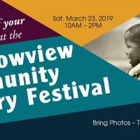 Meadowview Community History Festival