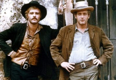 Movies Off the Wall: Butch Cassidy and the Sundance Kid