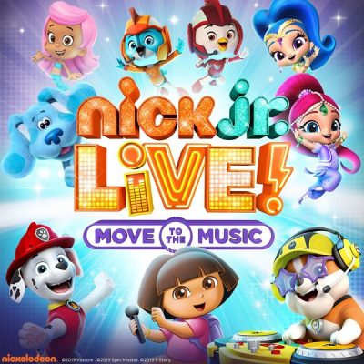 Nick Jr. Live: Move to the Music