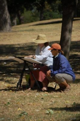 Plein Air Drawing for Beginners