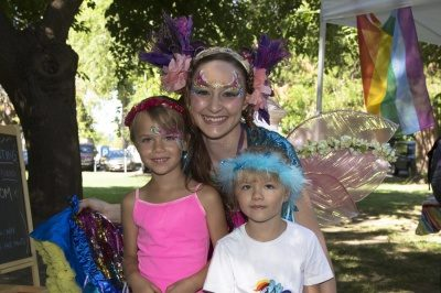 Rainbow Families Pre-Parade Party