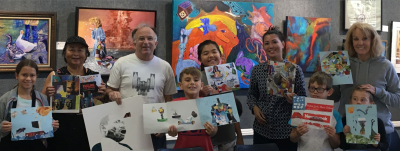 Art for Families