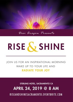 Rise and Shine: Inspiration for Women Beyond 40