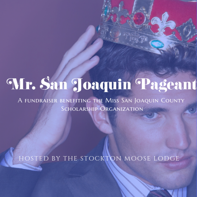 Mr. San Joaquin Pageant
