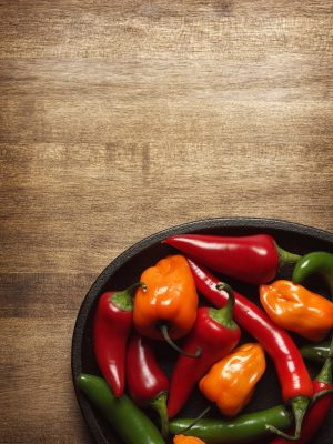 The Art and Science of Hot Sauce