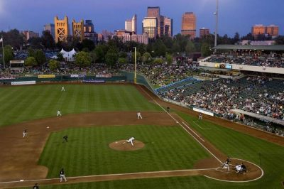 Autism Speaks Night with the River Cats