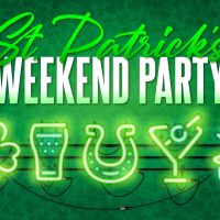 St. Patrick's Weekend Party at DOCO