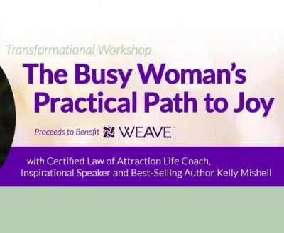 The Busy Woman's Practical Path to Joy