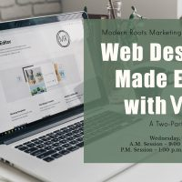 Website Design Workshop