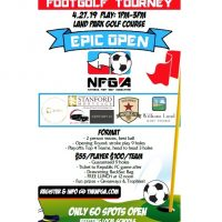 Epic Open FootGolf Tournament