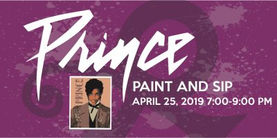 Prince Paint and Sip