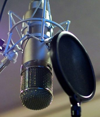 City of Tracy Voice-Over Class