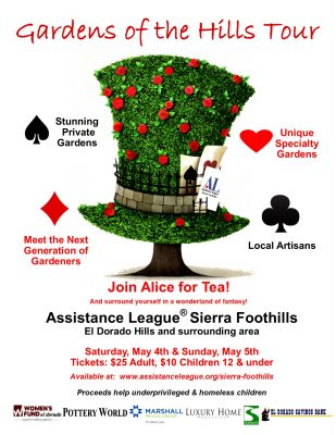 Gardens of the Hills Tour and Fundraiser