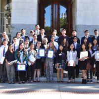 CA State Capitol Internship Awards: Shining Star Gala