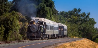 Weekend Excursion Train Rides