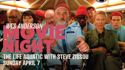 Movie Night at Urban Roots: The Life Aquatic with Steve Zissou