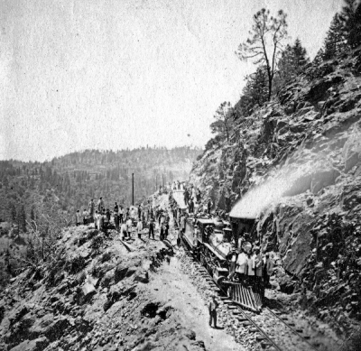 Making the Grade: California and the Transcontinental Railroad